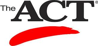 Logo for the ACT test